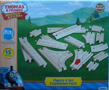 FIGURE 8 SET EXPANSION PACK Thomas & Friends Wooden Railway NEW! LC99951 TOMY