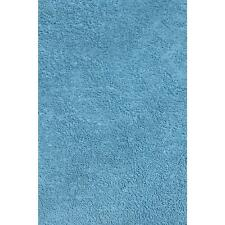 "Fun Rugs Fun Shags Collection Light Blue Shag Area Rug 51"" x 78"""