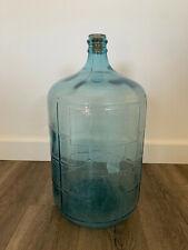 Vintage Sparkletts Water Carboy 5 Gallon Glass Jug #8