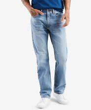 Levis Mens 505 Regular Fit Straight Leg Jeans Kalsomine Tag Size 34x30