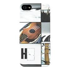 Neu Nixon Fäustling Druck IPHONE 4G, 4s Jacke Hülle Tasche Schutz Hawaiiana