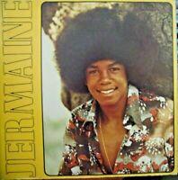 Jermaine Jackson-Jermaine-LP-1972-VG+/VG+