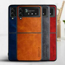 Case for Samsung Galaxy Z Flip3 Z Fold3 5G Z Flip 3 Fold 3 cover leather case