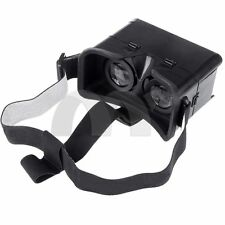 3D Video Glasses Virtual Reality Head Mount Plastic Version for google cardboard