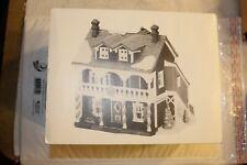 Department 56 Heritage New England Village Series Captain's Cottage #5947-1