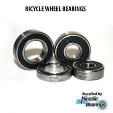 QUALITY BICYCLE WHEEL BEARINGS (to fit Easton, DT Swiss, FSA, Hope, Mavic etc.)