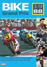 BIKE GRAND PRIX 1988 DVD. EDDIE LAWSON etc. Motorcycle GP. 220 Mins.DUKE 4769NV
