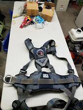 DBI SALA ExoFit D-Ring Tower Climber Safety Harness Size Medium