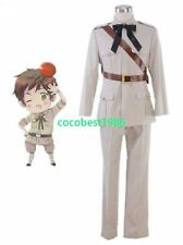 Axis Powers Hetalia Spain Cosplay Costume any size jacket trousers belt Japanese