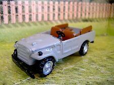 1/43 F.D.S (Italy)  Fiat campagnola White metal kit