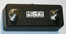 MC-FX Dual Momentary N/C Footswitch suits RC-2, RC-3, RC-30 & others