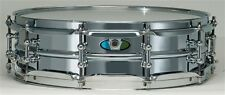 """Ludwig drums 5 x 15"""" SupraLite 1.5mm beaded steel shell snare drum LW0515SL New"""
