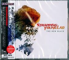 STRAPPING YOUNG LAD-THE NEW BLACK-JAPAN CD BONUS TRACK F50
