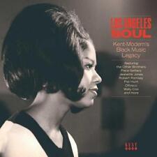 LOS ANGELES SOUL Kent Modern's Black Music Legacy NEW & SEALED 60s SOUL CD (KENT