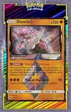 Diancie Prisme - SL06:Lumière Interdite - 74/131-Carte Pokemon Neuve Française