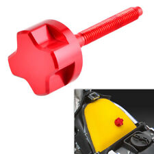 CNC Air Filter Bolt Screw Red Fit HONDA CRF250R CRF450R/450RX CRF250X CRF450X