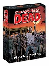The Walking Dead Playing Cards Board Game