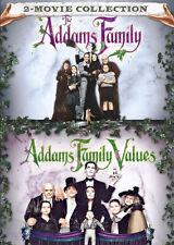 PRE ORDER: THE ADDAMS FAMILY/ ADDAMS FAMILY VALUES 2 MOVIE COLL - DVD - Region 1