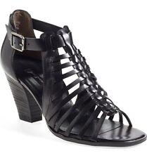 Paul Green 'Christy' Leather Sandal (Size UK 7 1/2= US 10) _ _