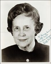 EDITH GREEN - INSCRIBED PHOTOGRAPH SIGNED