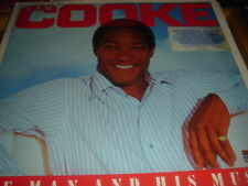Sam Cooke The Man And His Music Double LP  Record PL87127 Soul 80's EX PLUS