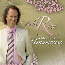 "ANDRE RIEU ""EINE MUSIKALISCHE TRAUMREISE"" 3 CD BOX NEU"