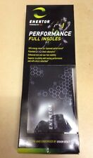 Enertor Performance Full Insole Using D30 - Size 4 - New - Free Postage