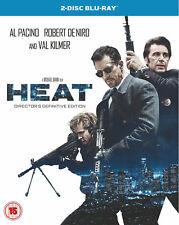 Heat (Remastered) [1995] (Blu-Ray)