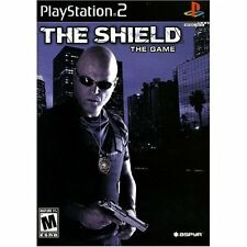 The Shield: The Game For PlayStation 2 PS2 Racing 1E