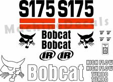 S175 II repro decals / decal kit / sticker set US seller fits bobcat