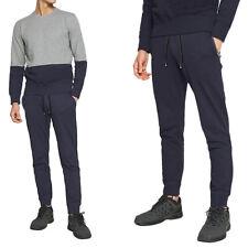 Pantalone Uomo Tuta Cotone Leggero Sportiva Fitness Palestra Slim Fit VEQUE