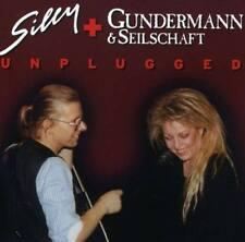 SILLY + GUNDERMANN & SEILSCHAFT Unplugged 2CD Tamara Danz Potsdam 1994 Live NEU