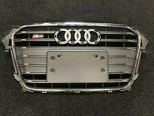 2013-2016 Audi B8.5 S4 A4 Front Bumper Grille OEM 8K0853651AFCKA