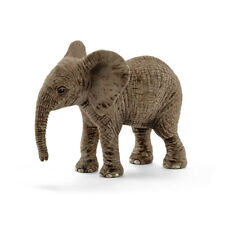 Schleich 14763 African Elephant Calf (Wildlife) Plastic Figure