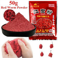 Lure Fishmeal Fishing Bloodworm Powder Carp Killer Fish Buster Red worm