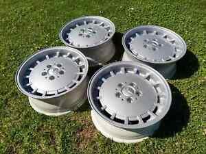 MERCEDES LORINSER  FELGEN 7x16 Et.23 W126 R107 SL W124 190 W201 LO7016523