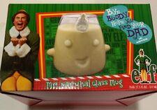 Elf The Movie Mr. Narwhal 16oz Molded Glass Mug