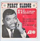 "Percy SLEDGE Disque 45T 7"" EP WHEN MAN LOVES WOMAN Jazz ATLANTIC 750013 RARE"