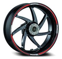 "Motorcycle Wheel Rim Tape stickers decal HONDA 17"" - 18"" CBR FIREBLADE CBF VFR"