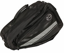 Buffalo Sports Bike Motorcycle Panniers 48 Litres Side Touring Saddle Bags