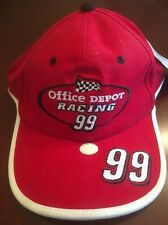Office Depot Racing NASCAR 99 Team Carl Edwards Adjustable Hat Baseball Cap NOS