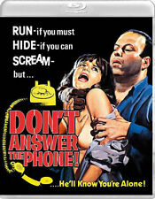 DON'T ANSWER THE PHONE! - BLU RAY - Region A - Sealed