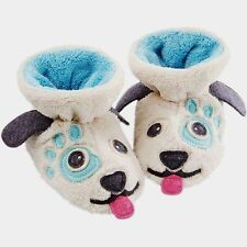 Acorn Easy Critter DOGGY LAMB SLIPPERS Infant Baby BOOTIES NON-SLIP Shoe 0 6 12