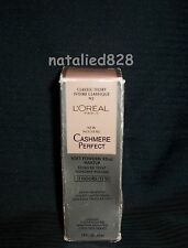 1 ~ L'Oreal Cashmere Perfect Makeup CLASSIC IVORY N2 NEW IN BOX