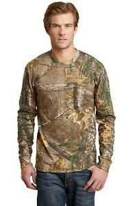 Russell Outdoors Realtree Xtra Camo Sport Long Sleeve T Shirt Size S-3XL S020R