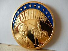 Großbritannien- Vergoldeter ECU 1994- Walter Scott