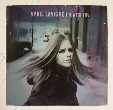 Avril Lavigne I'm With You Cd-Single Europa 2002 En funda de cartón a color