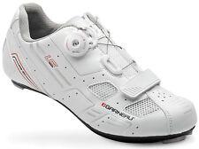 Louis Garneau Women's LS-100 Boa Cycling Road Bike Shoes White - 36 (US 6)