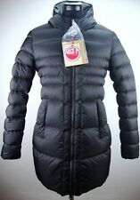 COLMAR ORIGINALS  ODISSEY Down Coat Daunen Mantel Damen Black Gr.34 NEU+ETIKETT