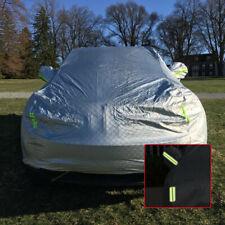 "Full Car Cover Aluminum Auti-Dust Rain Resistant Snow Sun Fit For SUV ""YXL"" New"